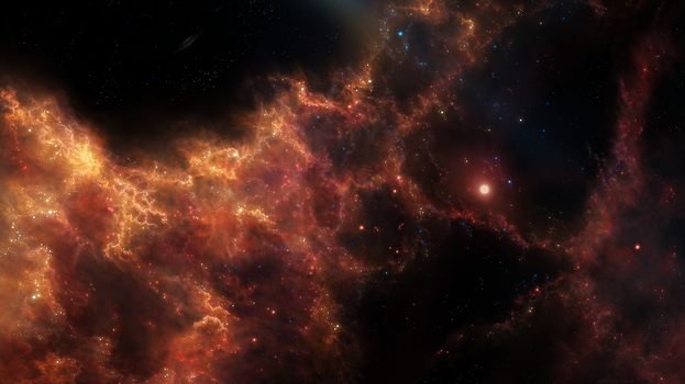 Cosmostrophe Wallpaper I by cosmicbound