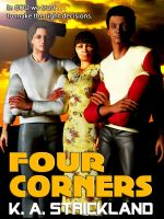 The New Book Cover for Four Corners by bovistock