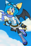 Gift 5: Skylia The Guardian of Sky by Tangerinna