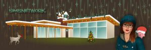 SimsNetwork Winter 2013 Webcam by snwgames