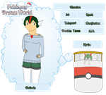 PKMN Dream World app Giemina by InfernoNick