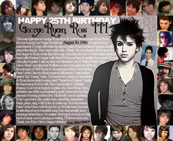 Happy 25th Birthday, Ryan. by coolkidelise