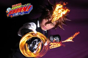 VONGOLA by Qwaseer