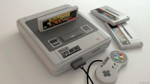 Snes2012 by Grayfoxdie