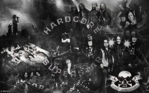 Hardcore Superstar wallpaper by Ikuinen