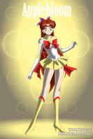 Sailor Applebloom by SailorCureMarble14