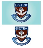 Biztek Logo Option by Naasim