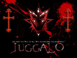 Juggalo Wallpaper by Necroviera