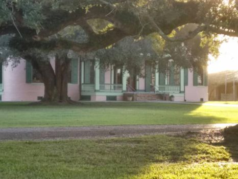 southdown plantation at sunset by ThePhotoEffect