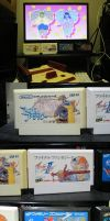 Final Fantasy And Dragon's Quest Famicom Games. by Atariboy2600