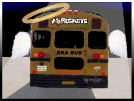 Ska Bus by Makichas