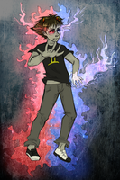 Request: Sollux by Sora-la
