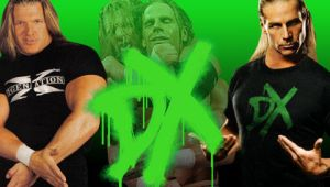 D-Generation X PSP Wallpaper by Wardog1