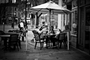 Cafe Time by Nocturnatum