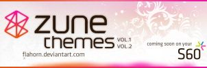 Zune Themes Coming Soon by Flahorn