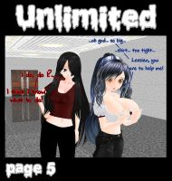 Unlimited - page 5 (Donation Series) by Morphy-McMorpherson