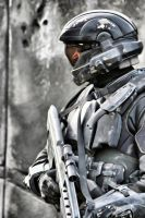 Halo Live Action by garnettrules21