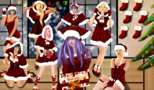Merry Christmas to all the Narutards!!! by MimiSempai