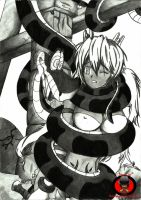 Kaa and Ayumi Com. Example by RenaissanceOfChaos