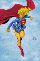 Supergirl by Boysicat by Blindman-CB
