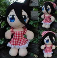 Plushie Rukia, Country Costume by ThePlushieLady