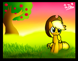 Sweet Apple by WaltzBrony