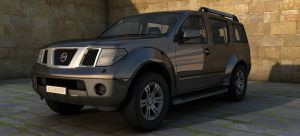 Nissan Pathfinder 3D by IgoR0899
