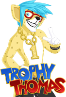 Trophy Thomas badge by DekuOnFire