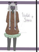 Violet by Lullimei