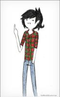 Marshall Lee by D-M-8-1