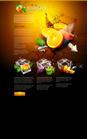 email tempalte 2 by webdesigner1921