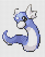 Dratini by Hama-Girl