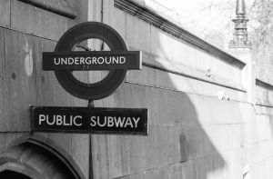 Westminster underground by smokemadpat