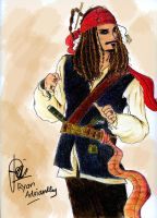 captain jack by Adriandhy