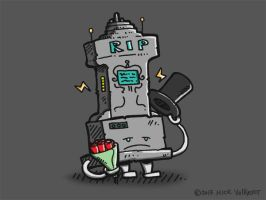 TombStoneBot by nickv47