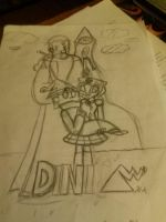 Dini(Poster Sketch 1) by Superion123