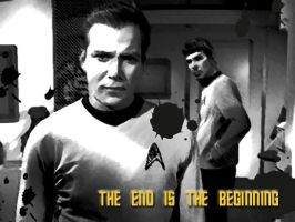 The End is The Beginning by Melwasul