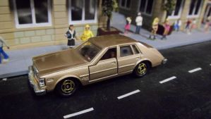 Tomica Cadillac Seville by hankypanky68
