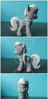 SOLD: Silver Spoon G4 Custom Pony by EmR0304