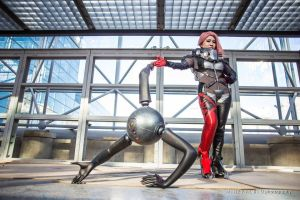 Mistral NYCC by ProVoltageCosplay
