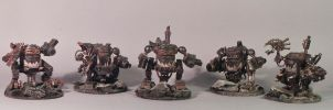Black Kan Attack Mob by HobbyV