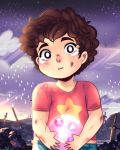 the new morning (steven universe) by Invader-celes