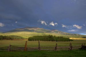 San Francisco Peaks by amzimme