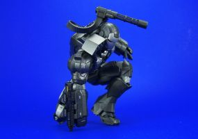S.H.Figuarts War Machine by Lalam24