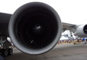 PW4056 Engine by yumithespotter
