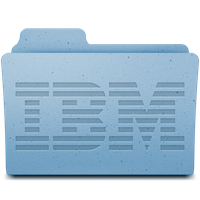 IBM folder icon by Meteormirage