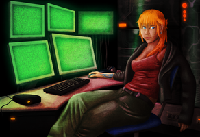 I have a job for you... by Lazy-a-Ile