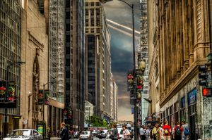 Chicago Art-3 by LandonBunner