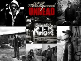 Hollywood Undead. by inspirational-dreams