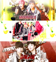 3 Cover - B.A.P Couples by MiHVVN